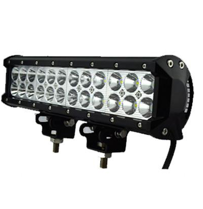 12 inch 72W Cree Spot/Flood Beam Best Seller Dual Row Offroad LED Light Bar