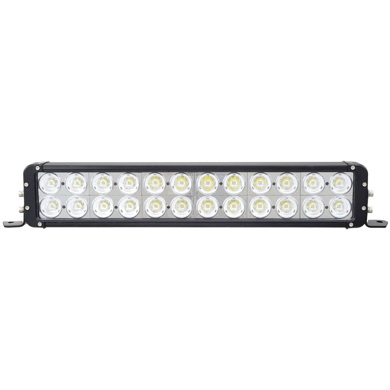 20 inch LED Light Bar 240w Dual Row Spot Beam Truck Light Bar