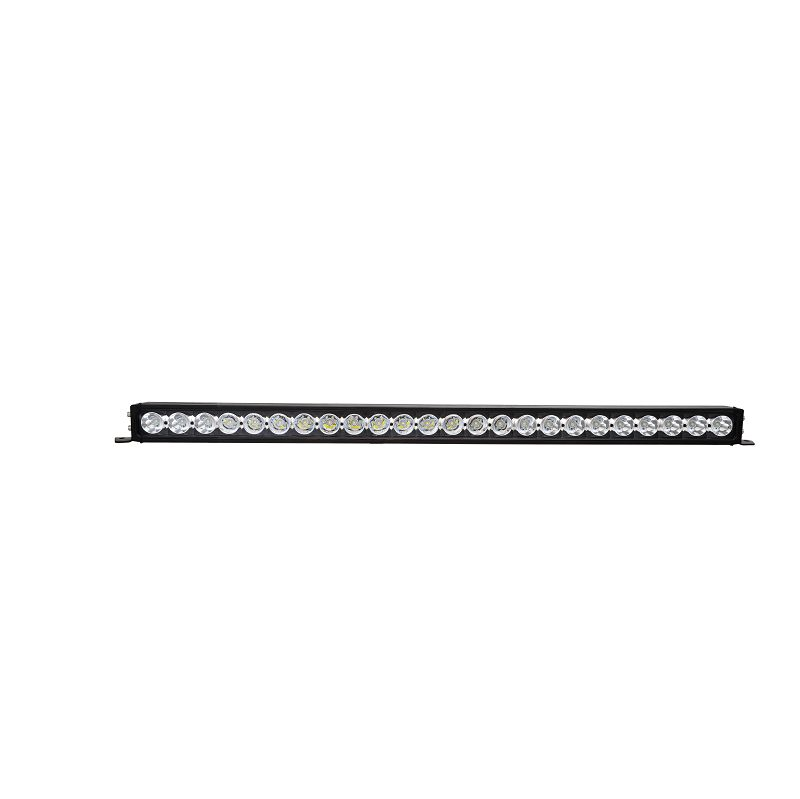 44 inch 240w Straight Spot beam Black Truck LED Light Bar