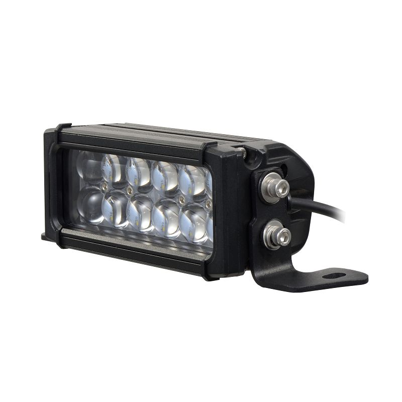 6.4 inch 36w Dual Row Spot/Flood Beam OFF Road LED Work Light Bar
