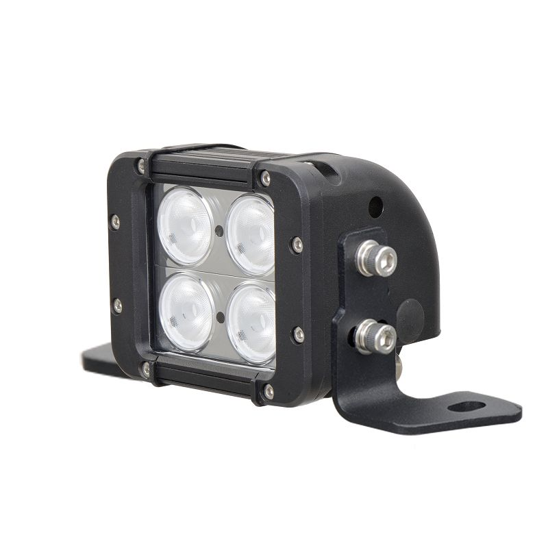 5 inch 40W Dual Row Cree Square Flood Beam Offroad LED Light Bar
