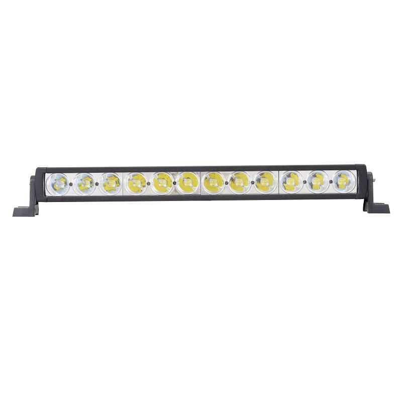 17 inch 60W Single Row Spot/Flood/Combo Beam Light Bars For Sale