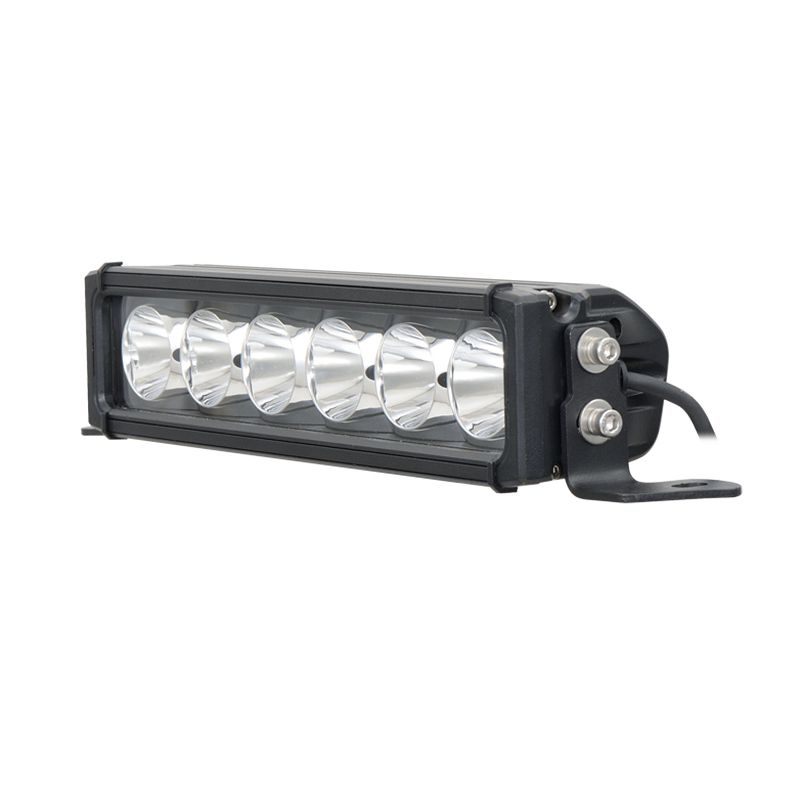 12 inch Single Row 60w Spot Beam LED Light Bar Offroad