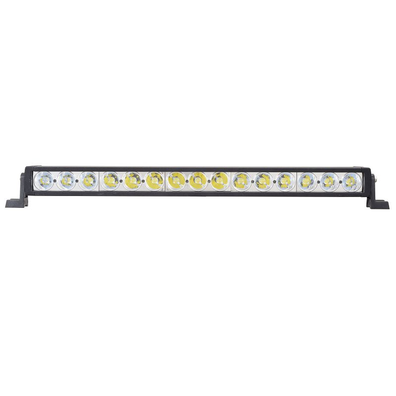 21 inch 75W Spot Beam Cree Single Row LED Light Bar For Trucks