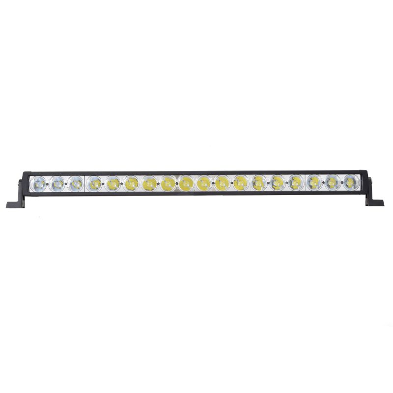 25 inch 90W Cree Single Row Light Bar LED Spot Beam LED Work Light Bar