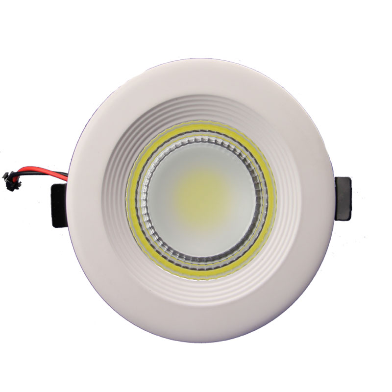 COB 3W-21W LED Downlight Lamps Series 3 Years Warranty