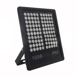 100 Watt Outdoor LED Flood Light Fixture 12000 Lumens IP65