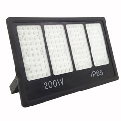 200w High Power Outdoor Brightest LED Flood Light 24000 Lumens