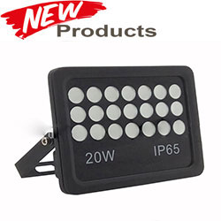 Honeycomb IP65 LED Flood Light