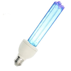 E27 15W 25W 220V UV Germicidal Lamp Suppliers